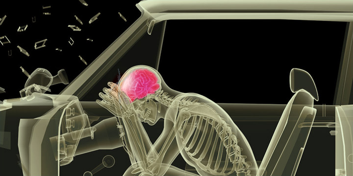 Injured because your Uber Driver become Distracted?